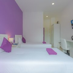 Hotel Zing комната для гостей фото 23