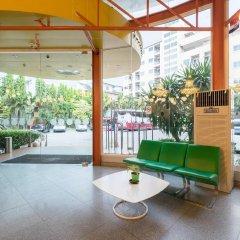 Отель Bella Express Таиланд, Паттайя - 7 отзывов об отеле, цены и фото номеров - забронировать отель Bella Express онлайн фитнесс-зал
