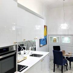 Апартаменты MONDRIAN Luxury Suites & Apartments Warsaw Market Square в номере