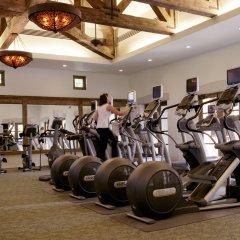 Отель Hacienda Beach Club & Residences Золотая зона Марина фитнесс-зал