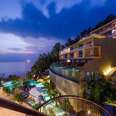 Отель Kalima Resort & Spa, Phuket Таиланд, Пхукет - отзывы, цены и фото номеров - забронировать отель Kalima Resort & Spa, Phuket онлайн балкон