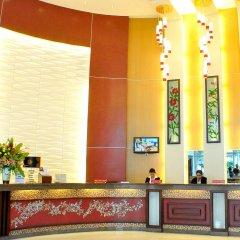 Hotel Elizabeth Cebu интерьер отеля