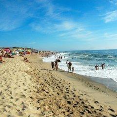 Отель Novotel Porto Gaia пляж