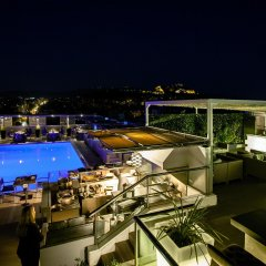 Radisson Blu Park Hotel, Athens бассейн