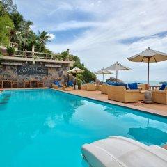 Отель Crystal Bay Beach Resort бассейн фото 2
