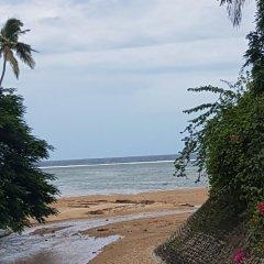 Отель Blue West Villas пляж фото 2