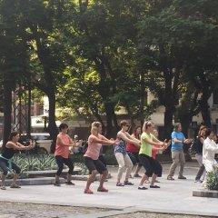 Отель Anise Hanoi фитнесс-зал фото 2