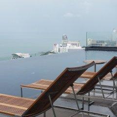 Отель Centric Sea Condo Pattaya балкон