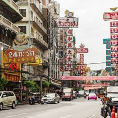 Отель Holiday Inn Express Bangkok Siam Таиланд, Бангкок - 3 отзыва об отеле, цены и фото номеров - забронировать отель Holiday Inn Express Bangkok Siam онлайн фото 6
