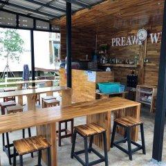 Отель Preaw whaan Kohlarn питание