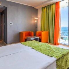 Отель SOL Marina Palace Болгария, Несебр - отзывы, цены и фото номеров - забронировать отель SOL Marina Palace онлайн комната для гостей фото 3