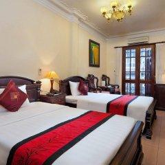 Отель Lucky 2 Hotel - The Original Lucky Chain Вьетнам, Ханой - отзывы, цены и фото номеров - забронировать отель Lucky 2 Hotel - The Original Lucky Chain онлайн комната для гостей фото 2