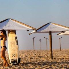 Отель The Village Praia D El Rey Golf & Beach Resort Обидуш с домашними животными