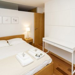 Отель Casa de Cravel Вила-Нова-ди-Гая комната для гостей