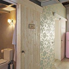 Отель Casa Rosa Барселона ванная фото 2