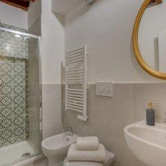 Отель Residenza D'Epoca Sant Anna Италия, Флоренция - отзывы, цены и фото номеров - забронировать отель Residenza D'Epoca Sant Anna онлайн ванная