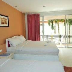 Отель Jinta Andaman 3* Стандартный номер с различными типами кроватей фото 3
