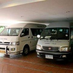Апартаменты Chara Ville Serviced Apartment городской автобус