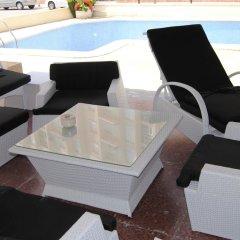 Adia Hotel Cunit Playa фитнесс-зал