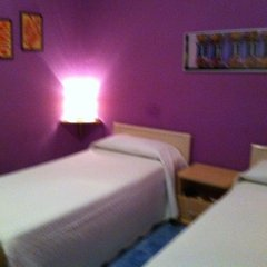 Отель B&B Nido Colorato Фонтане-Бьянке комната для гостей фото 3