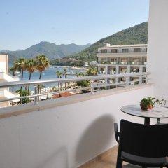 My Dream Hotel Турция, Мармарис - отзывы, цены и фото номеров - забронировать отель My Dream Hotel онлайн балкон