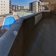Отель Albeniz – Mediterranean Way Испания, Ла Пинеда - отзывы, цены и фото номеров - забронировать отель Albeniz – Mediterranean Way онлайн балкон