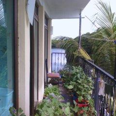 Отель Le Bamboo балкон