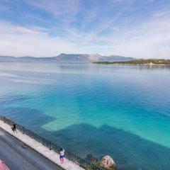 Отель Luxury Seaview Suite Греция, Корфу - отзывы, цены и фото номеров - забронировать отель Luxury Seaview Suite онлайн пляж
