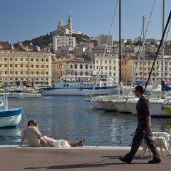 Отель Escale Oceania Marseille Марсель фото 9