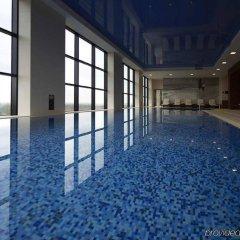 Отель DoubleTree by Hilton Hotel Lodz Польша, Лодзь - 1 отзыв об отеле, цены и фото номеров - забронировать отель DoubleTree by Hilton Hotel Lodz онлайн бассейн фото 3