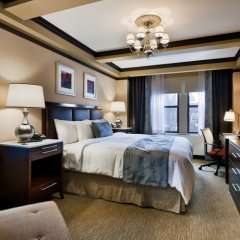 Отель The Belvedere Hotel США, Нью-Йорк - 1 отзыв об отеле, цены и фото номеров - забронировать отель The Belvedere Hotel онлайн комната для гостей фото 4
