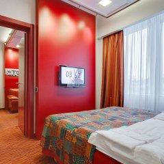 Ред Старз Отель комната для гостей фото 9