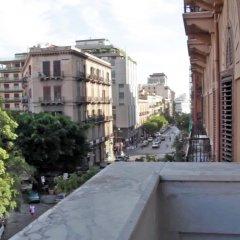 Отель Garibaldi Италия, Палермо - 4 отзыва об отеле, цены и фото номеров - забронировать отель Garibaldi онлайн балкон