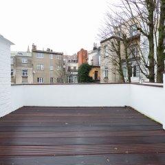 Отель Compagnie des Sablons Apartments Бельгия, Брюссель - отзывы, цены и фото номеров - забронировать отель Compagnie des Sablons Apartments онлайн балкон