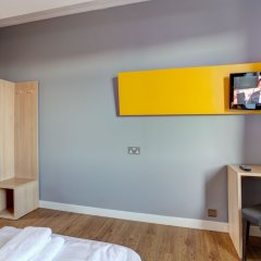 Отель MEININGER Hotel London Hyde Park Великобритания, Лондон - отзывы, цены и фото номеров - забронировать отель MEININGER Hotel London Hyde Park онлайн удобства в номере