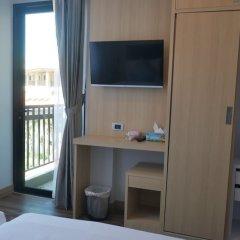 Отель Baan Yuree Resort And Spa Пхукет сейф в номере
