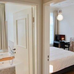Отель de Voorplaats Бельгия, Брюгге - отзывы, цены и фото номеров - забронировать отель de Voorplaats онлайн комната для гостей фото 4