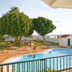 Отель ELE La Perla Испания, Мотрил - отзывы, цены и фото номеров - забронировать отель ELE La Perla онлайн бассейн фото 2