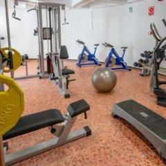 Отель Cala Font фитнесс-зал фото 3