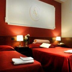 Отель Albergo Acquaverde Генуя комната для гостей фото 2