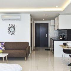Отель Wong Amat Tower Apt.909 Паттайя комната для гостей фото 2