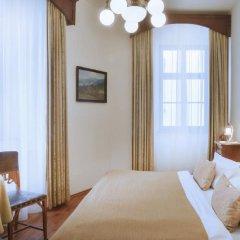 Отель Grand Hotel Praha Чехия, Прага - 13 отзывов об отеле, цены и фото номеров - забронировать отель Grand Hotel Praha онлайн комната для гостей фото 5