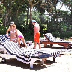 Отель Chami Villa Bentota Шри-Ланка, Бентота - отзывы, цены и фото номеров - забронировать отель Chami Villa Bentota онлайн пляж фото 2