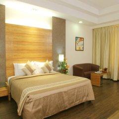 Отель Mapple Emerald New Delhi Индия, Нью-Дели - отзывы, цены и фото номеров - забронировать отель Mapple Emerald New Delhi онлайн комната для гостей фото 3