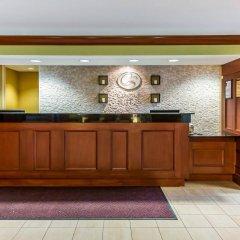 Отель Comfort Suites Manassas Battlefield Park интерьер отеля фото 2