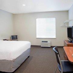 Отель Woodspring Suites Columbus Hilliard Колумбус удобства в номере