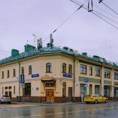 Гостиница Сретенская вид на фасад