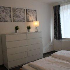 Отель DasApartmentHaus - Zentrum-Fürstenplatz комната для гостей фото 3