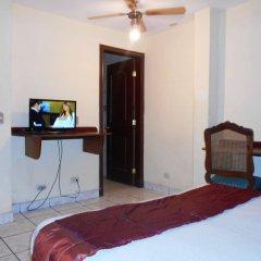 Отель Suites Los Jicaros удобства в номере фото 2