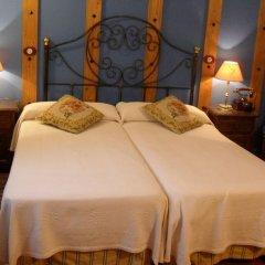 Отель Posada Carpe Diem Испания, Льерганес - отзывы, цены и фото номеров - забронировать отель Posada Carpe Diem онлайн комната для гостей фото 3